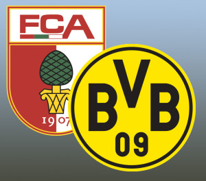 Аугсбург - Борусия Дортмунд