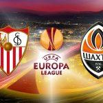 Севиля - Шахтьор Донецк - Лига Европа