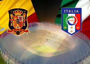 Прогноза за Италия - Испания